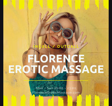 Florence Erotic Massage, Italy